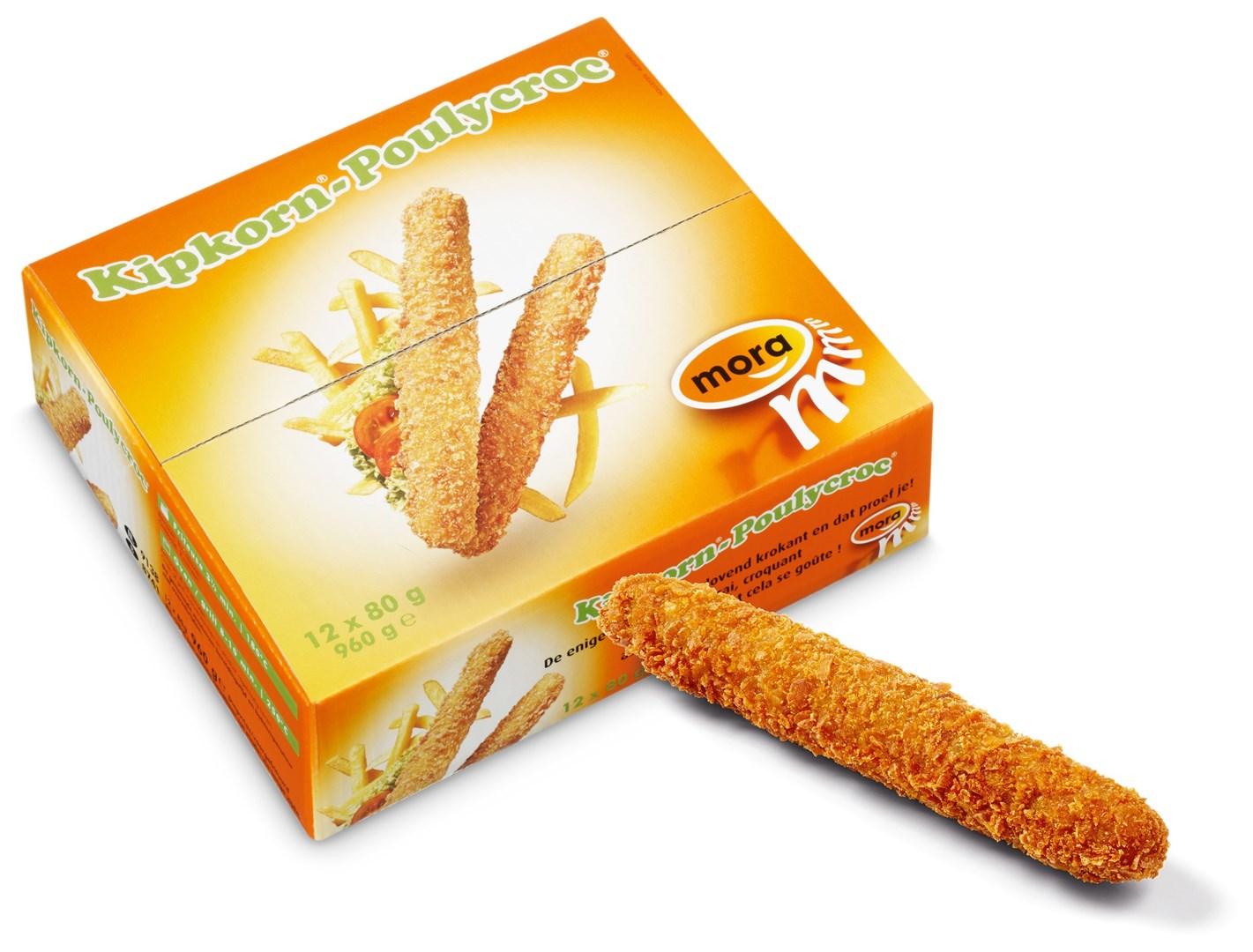 Productafbeelding Mora Kipkorn ZB 12 x 80 gram - Dit product is uit ons assortiment