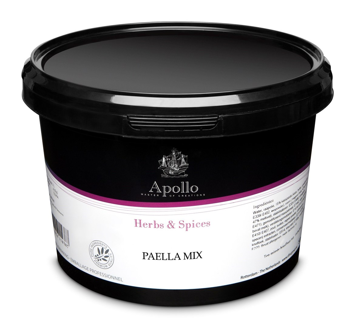 Productafbeelding Paëllamix a 1 kg