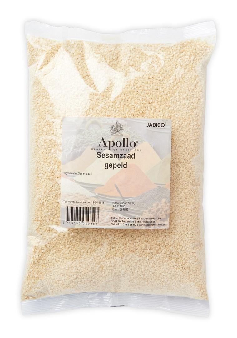 Productafbeelding Sesamzaad gepeld a 1 kg