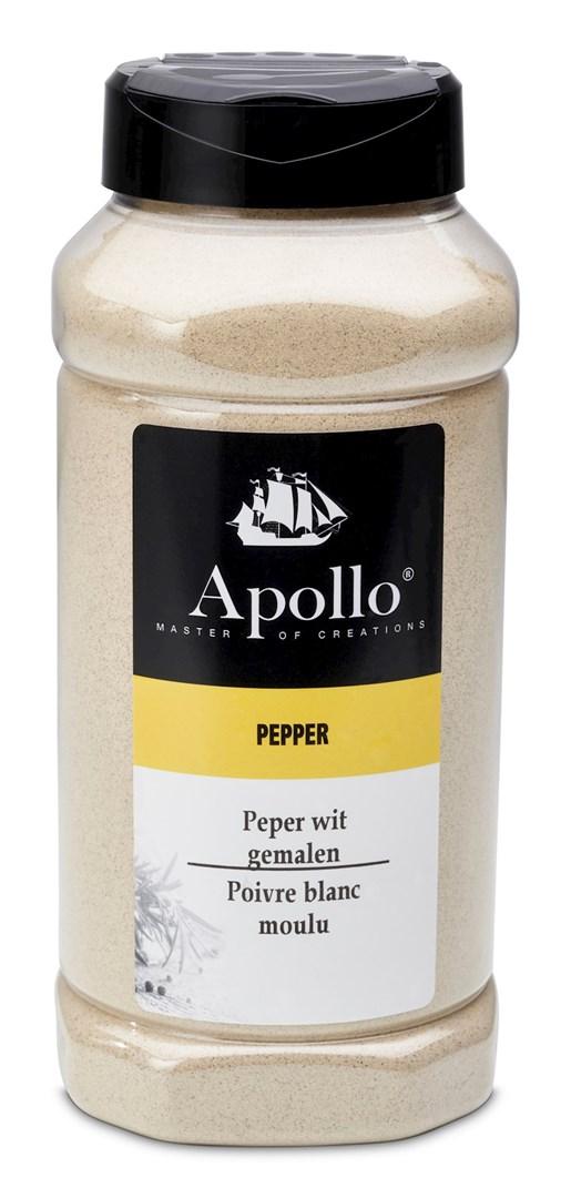 Productafbeelding Peper wit gemalen a 435g