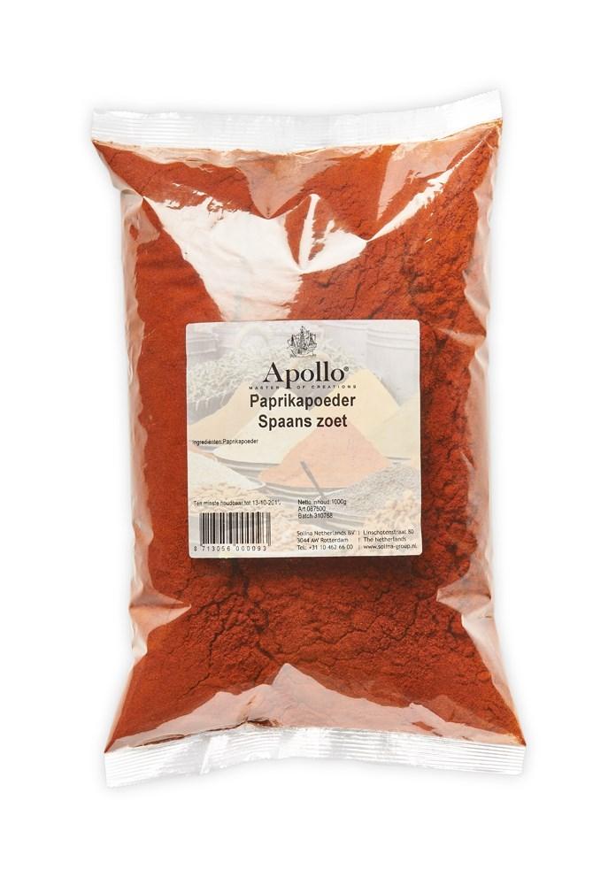 Productafbeelding Paprika Spaans a 1 kg