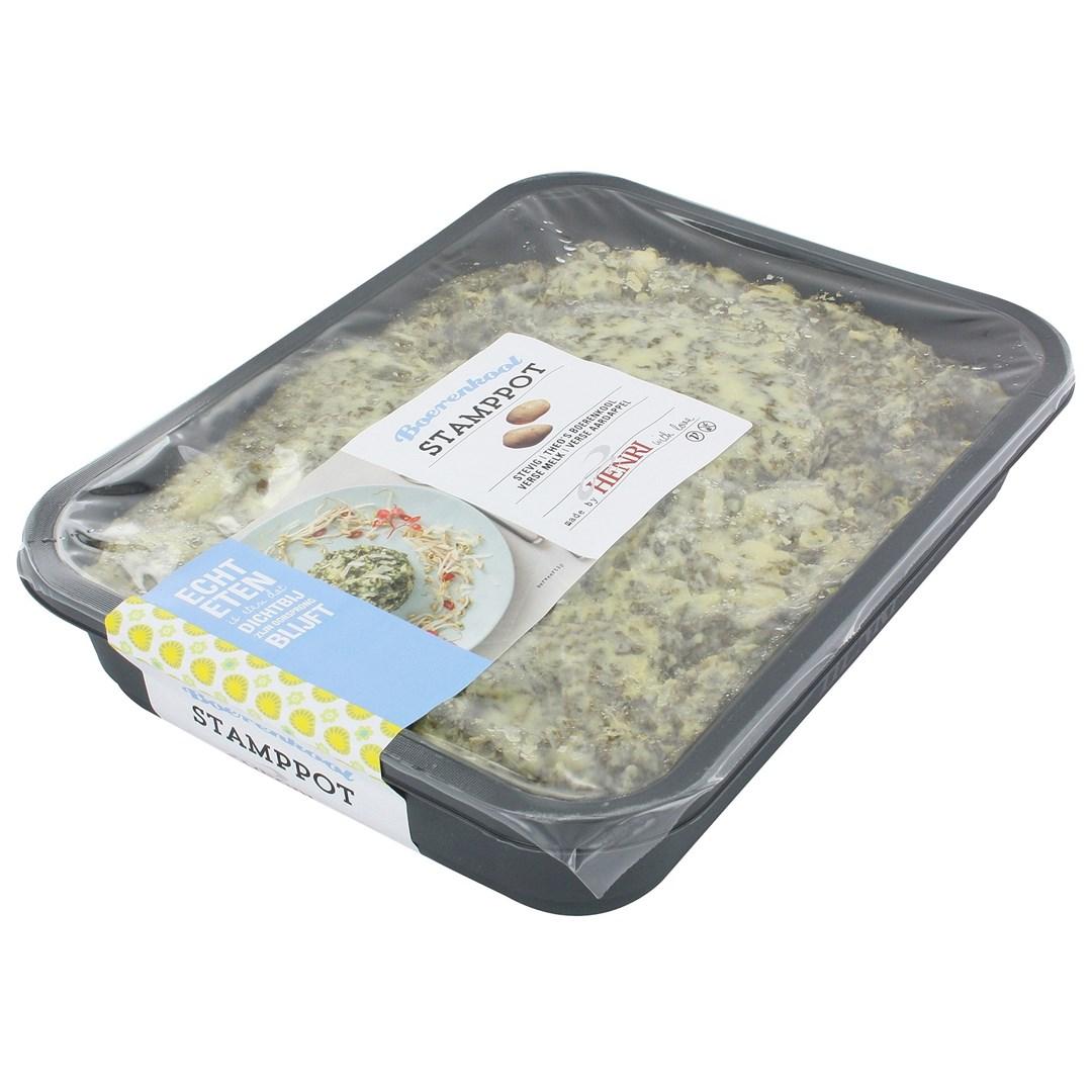 Productafbeelding Boerenkoolstamppot (vegetarisch)