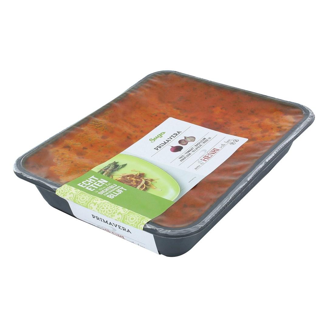 Productafbeelding Pastasaus tomaat-basilicum