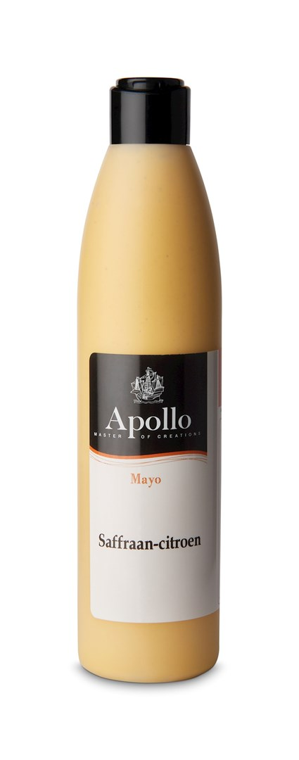 Productafbeelding Mayo saffraan-citroen 250ml