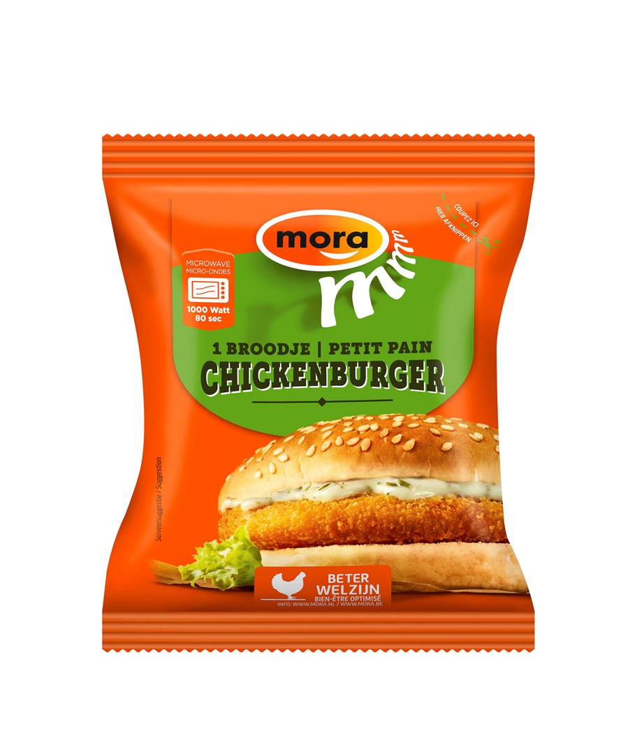 Productafbeelding 8504 broodje Chickenburger