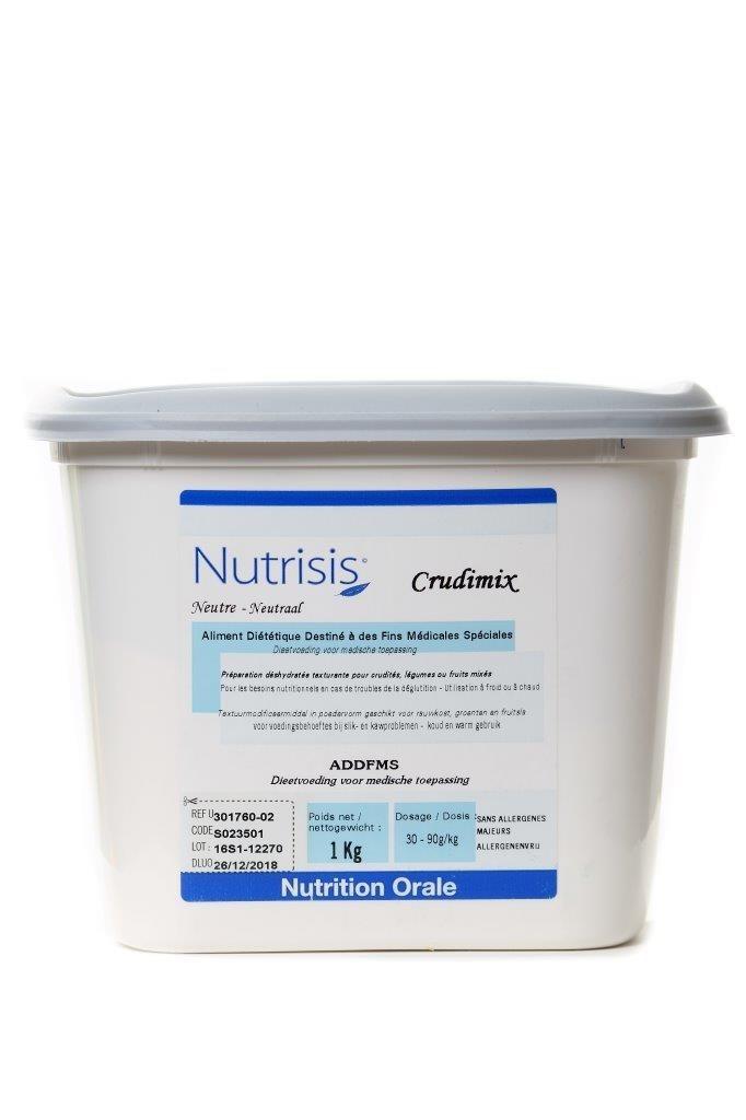 Productafbeelding Nutrisis Crudimix 1kg