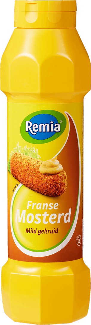 Productafbeelding Remia Franse Mosterd | Tube 850 GR