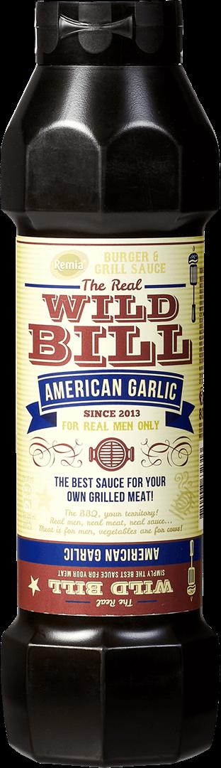Productafbeelding Remia Burger & Grill American Garlic   Tube 800 ML