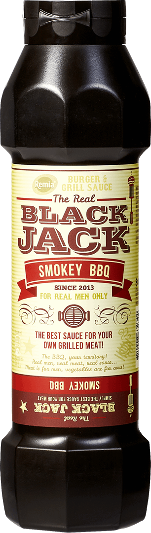 Productafbeelding Remia Burger & Grill Smokey BBQ | Tube 800 ML