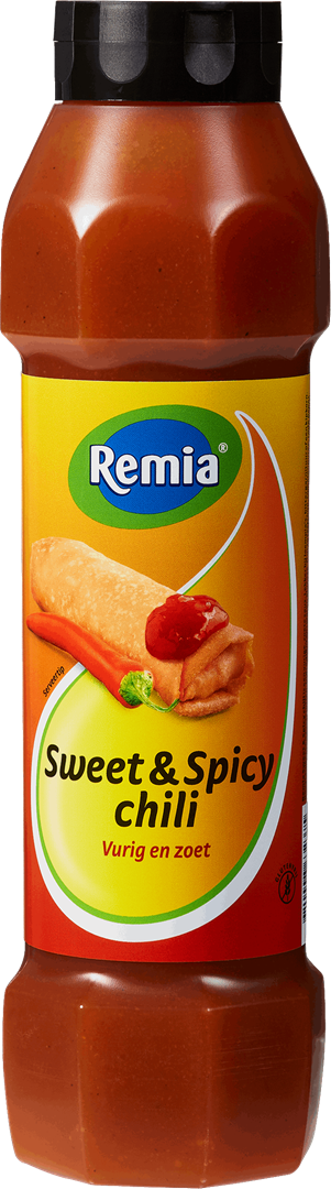 Productafbeelding Remia Sweet & Spicy Chili | Tube 800 ML