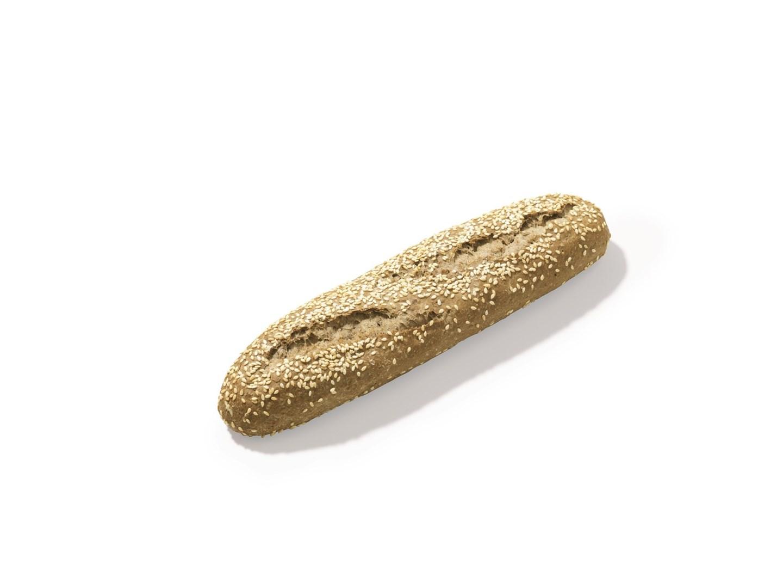 Productafbeelding half stokbrood diepvries