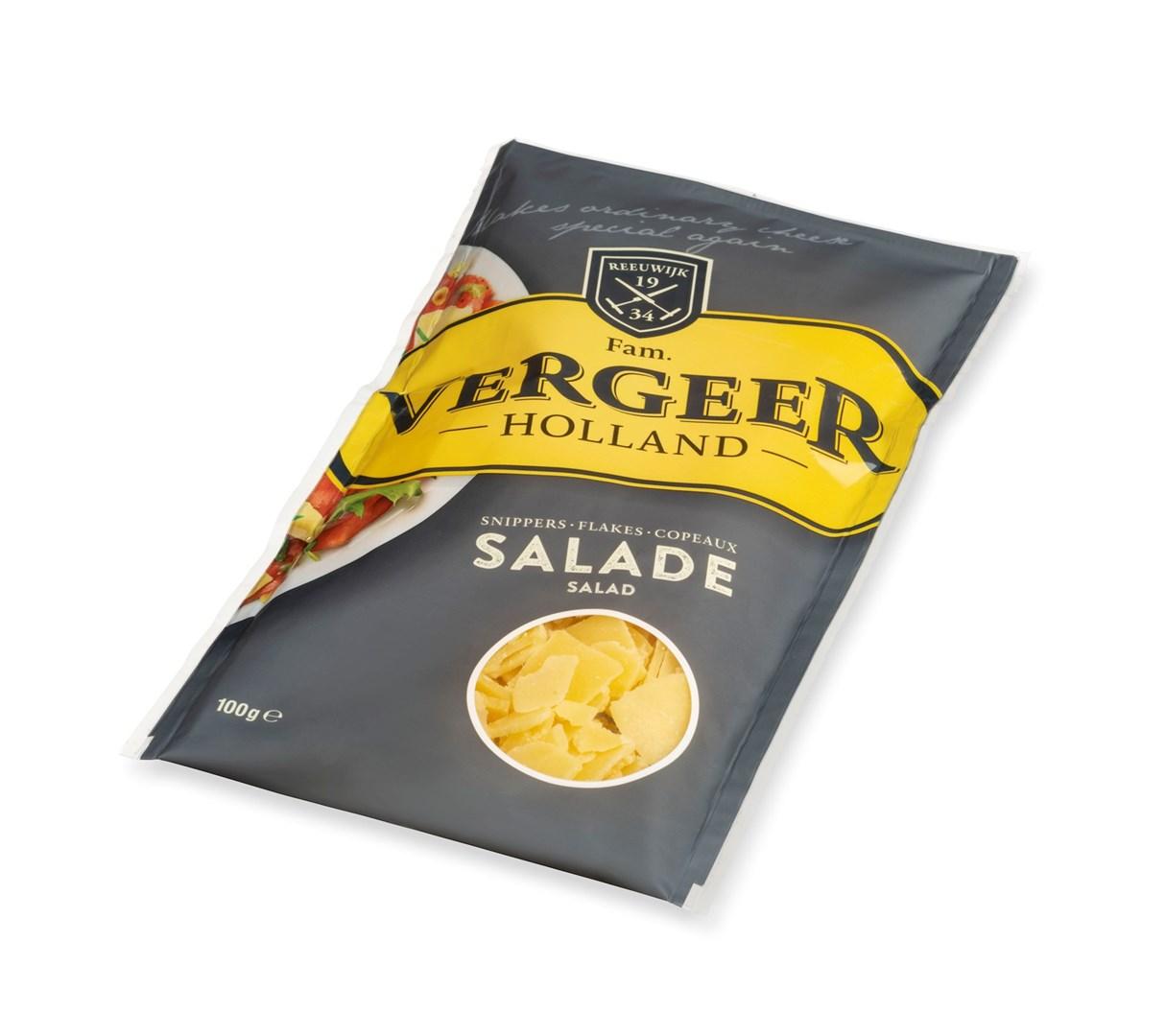 Productafbeelding Vergeer Salade 10 x 100g
