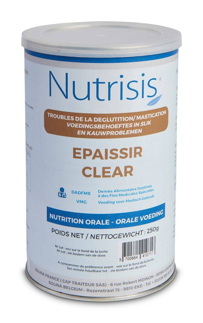Productafbeelding Nutrisis Epaissir Clear 250g