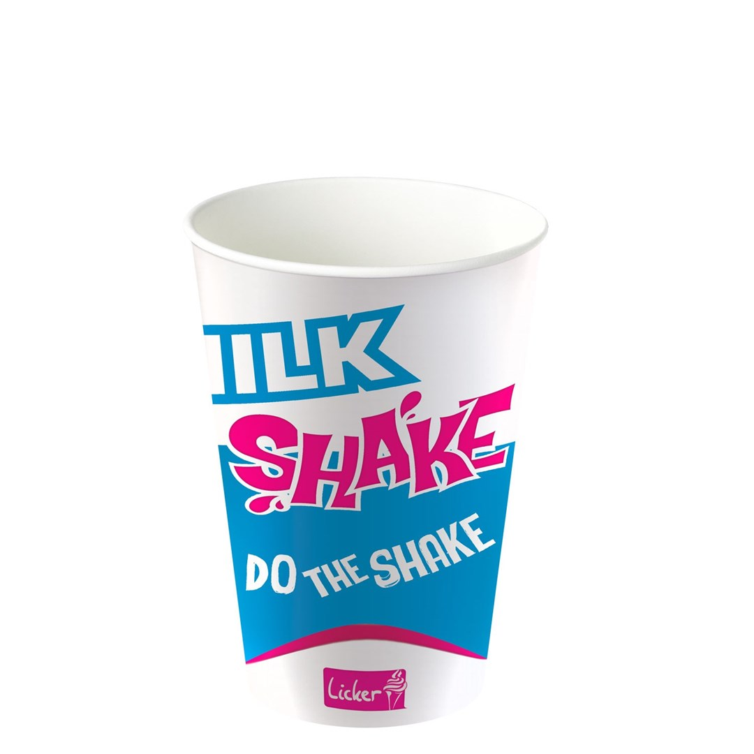 Productafbeelding Licker Milkshakebeker 300 ml