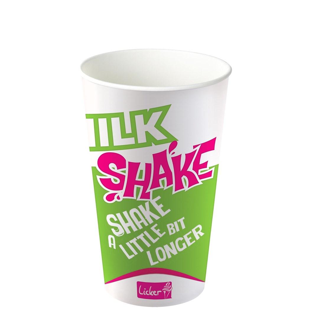 Productafbeelding Licker Milkshakebeker 400 ml