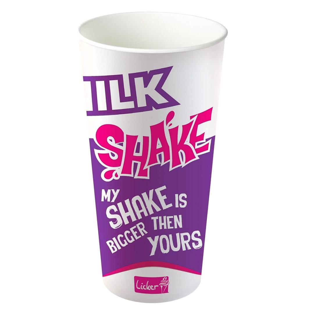 Productafbeelding Licker Milkshakebeker 500 ml
