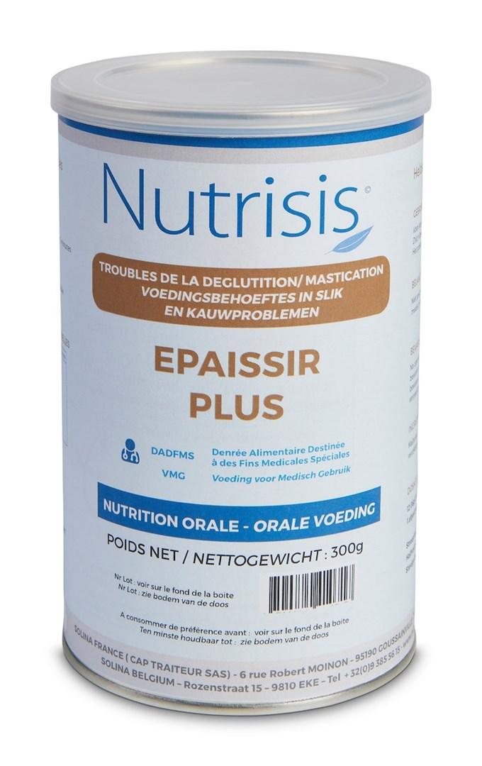 Productafbeelding Nutrisis Epaissir Plus 300g