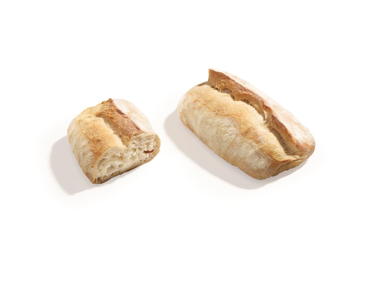 Productafbeelding Rustiek wit ciabatta broodje