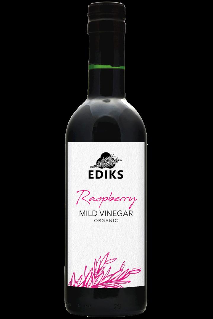 Productafbeelding Ediks milde azijn Framboos 375 ml fles