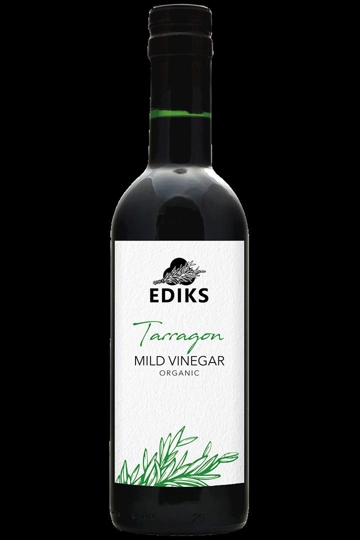 Productafbeelding Ediks milde azijn Dragon 375 ml fles