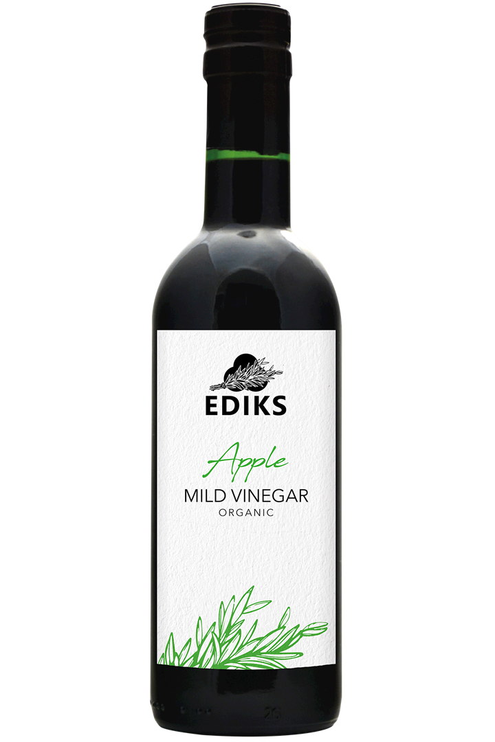 Productafbeelding Ediks milde azijn Appel 375 ml fles