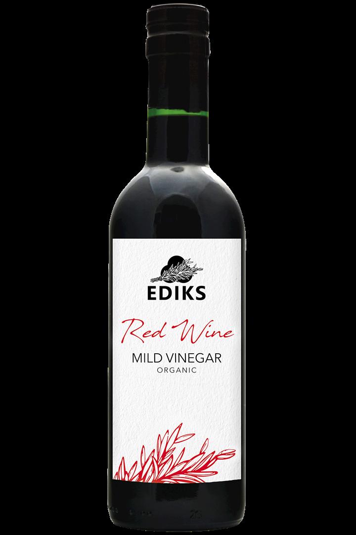 Productafbeelding Ediks milde azijn Rode wijn 375 ml fles