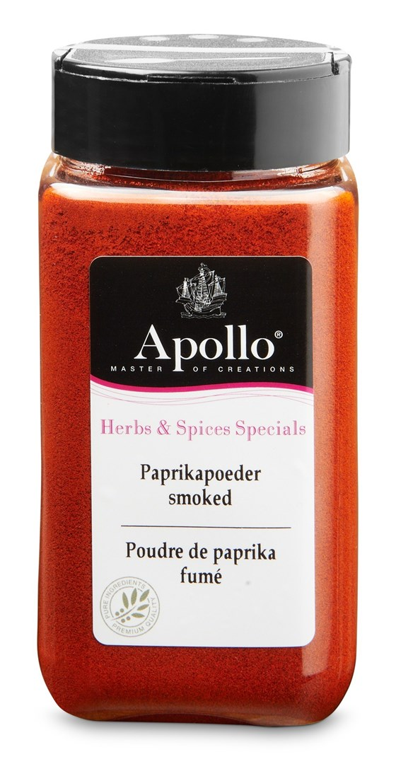 Productafbeelding Paprika smoked a 250g