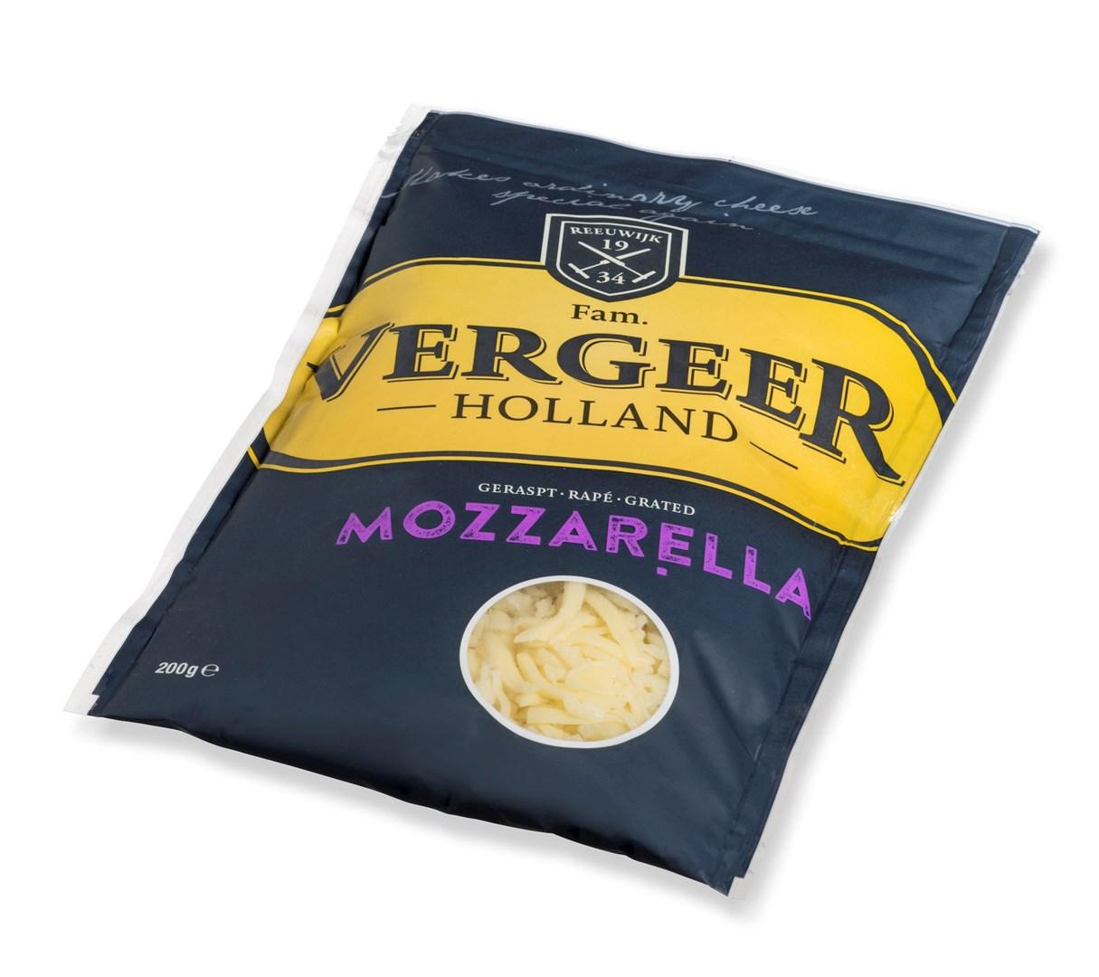 Productafbeelding Vergeer Mozzarella rasp