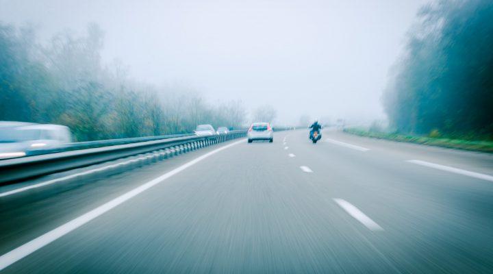 Per auto of motor naar RAI Amsterdam