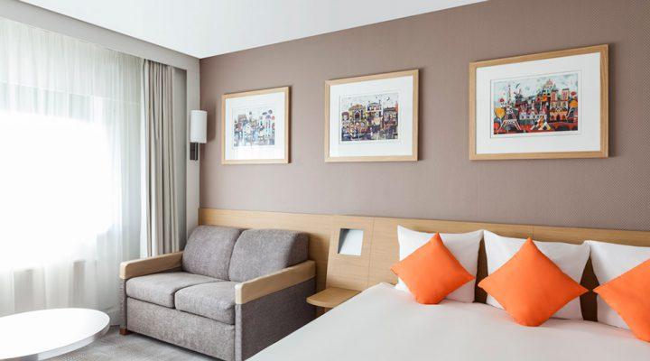 Hotel Novotel_kamer   Horecava
