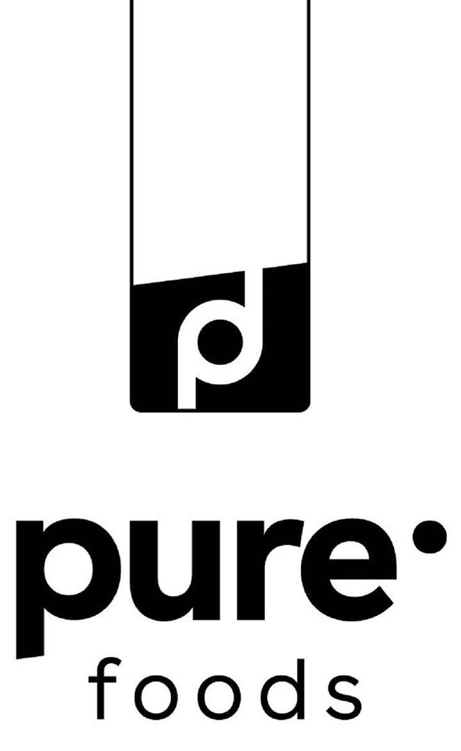 Merkafbeelding Pure foods