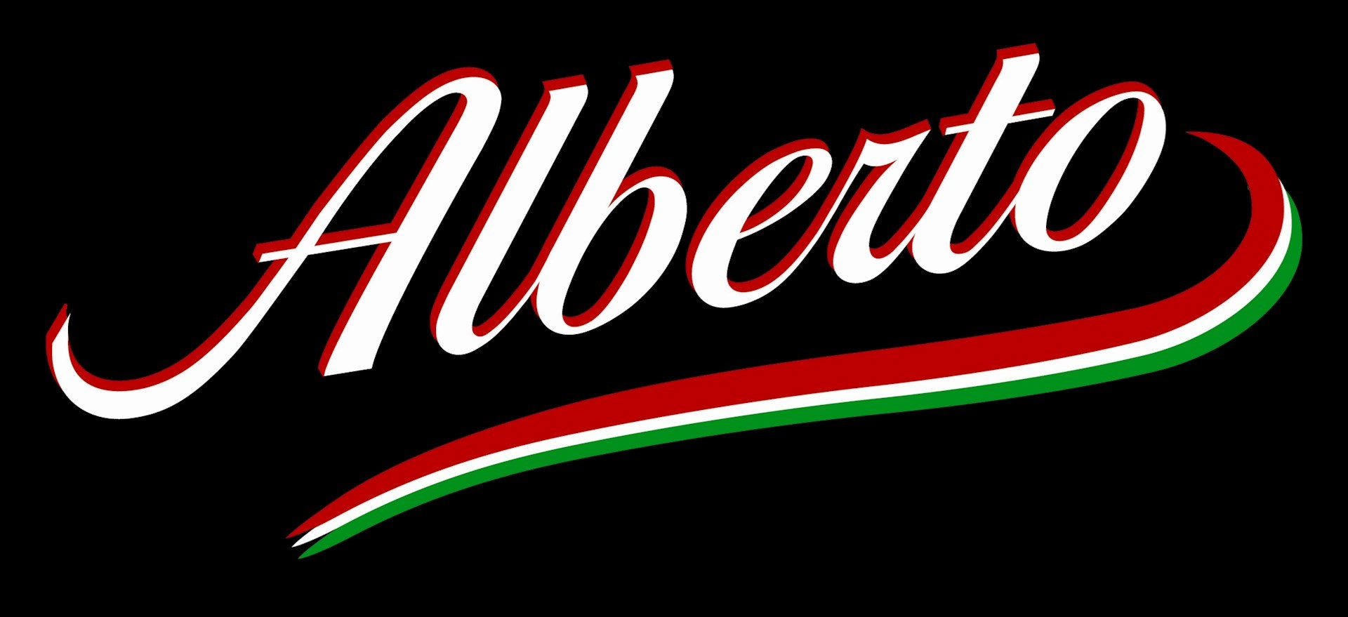 Merkafbeelding Alberto