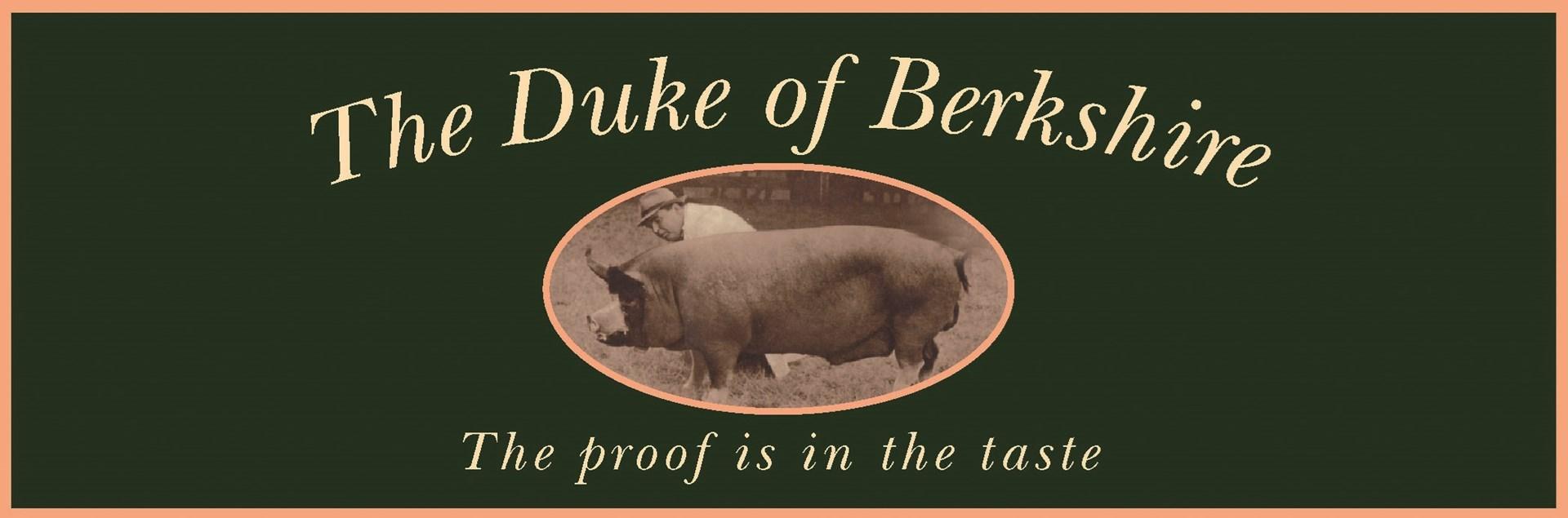 Merkafbeelding Duke of Berkshire