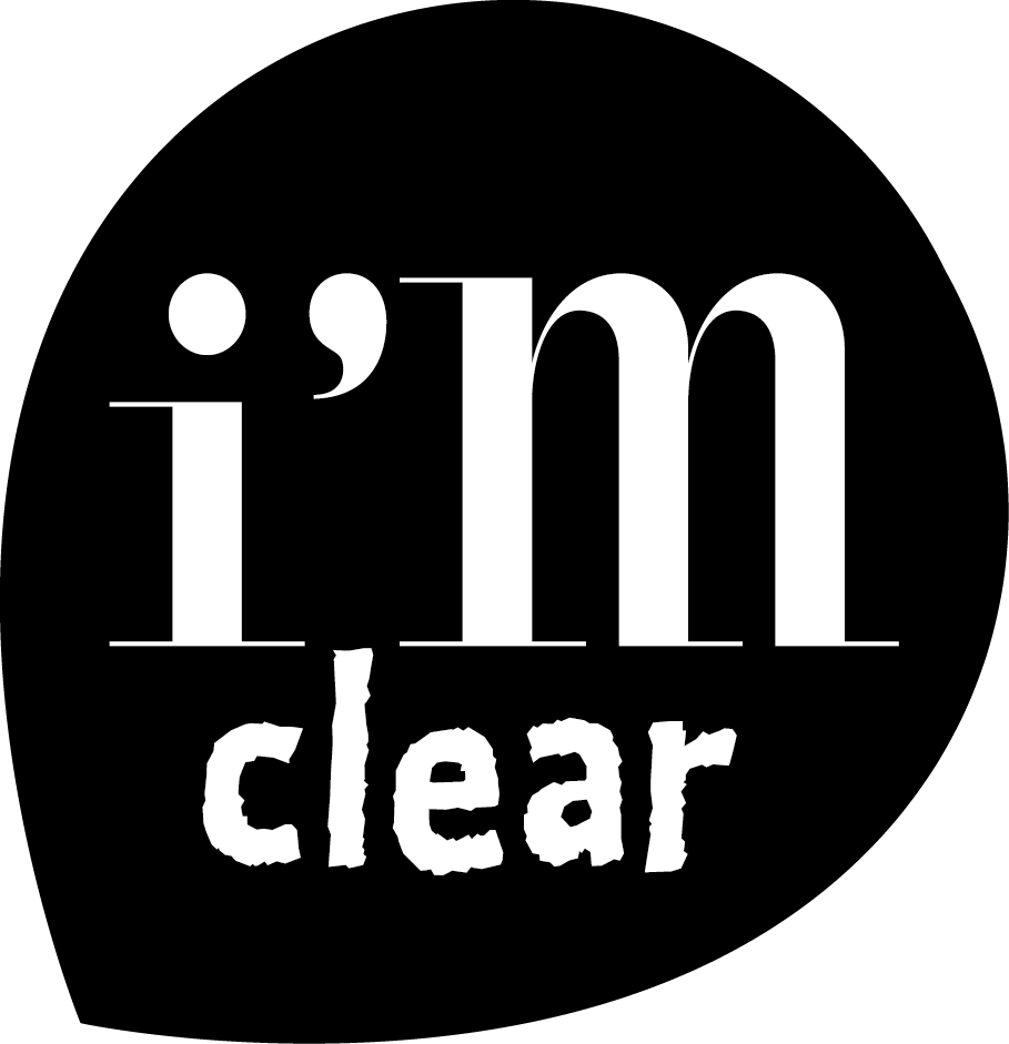 Merkafbeelding I'm Clear