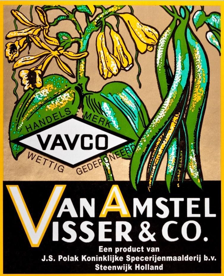 Merkafbeelding Van Amstel Visser & Co