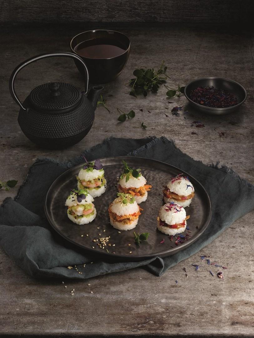 Productafbeelding Asia Slider Shrimp Avocado