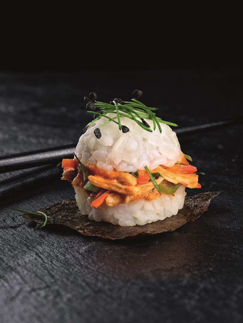 Productafbeelding Asia Slider Chik´n® Red Curry