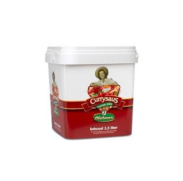 Productafbeelding Oliehoorn Currysaus 2,5 kg emmer