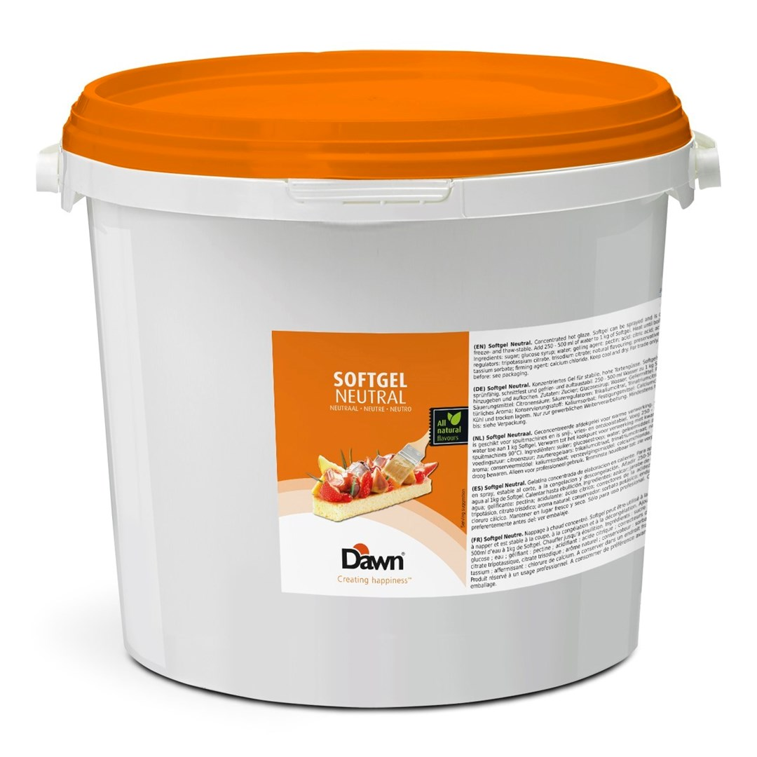 Productafbeelding Dawn Softgel Neutraal 14 kg emmer