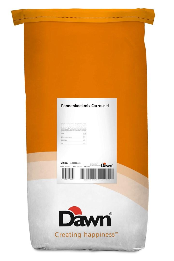 Productafbeelding Dawn Pannenkoekmix Carrousel 20 kg zak