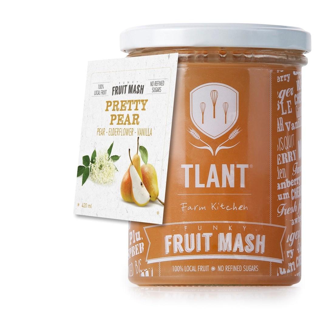 Productafbeelding TLANT Funky Fruit Mash Pretty Pear 420ML