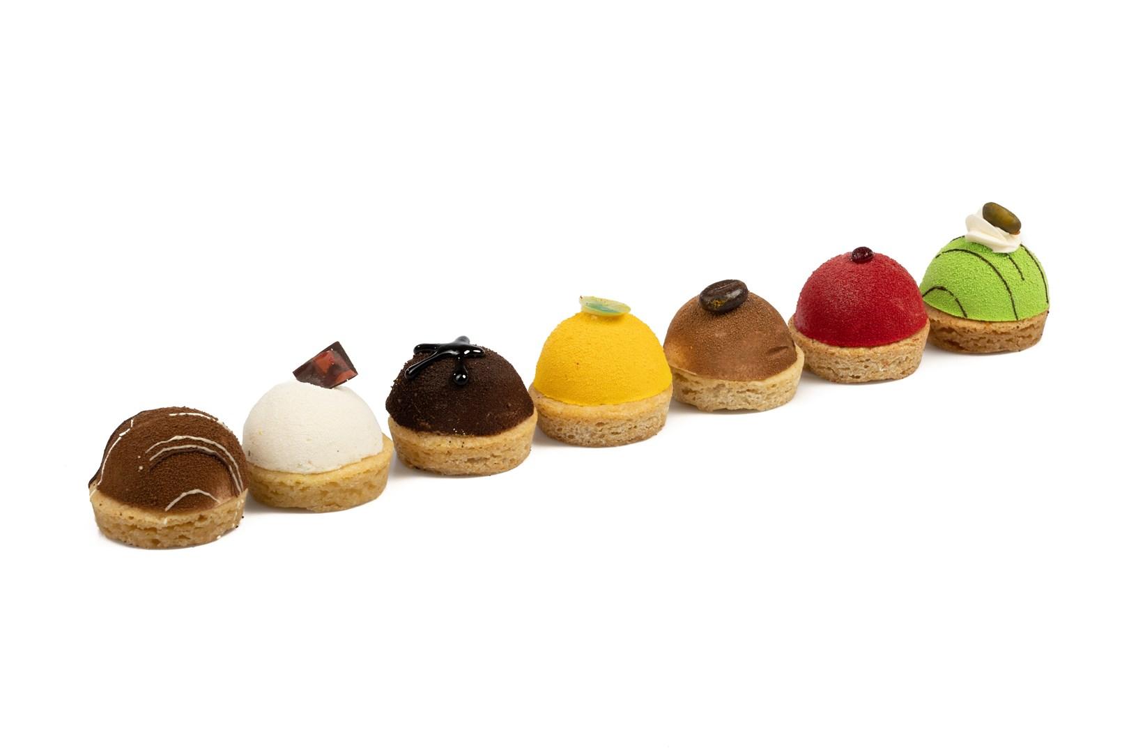 Productafbeelding Luxe mini gebakjes