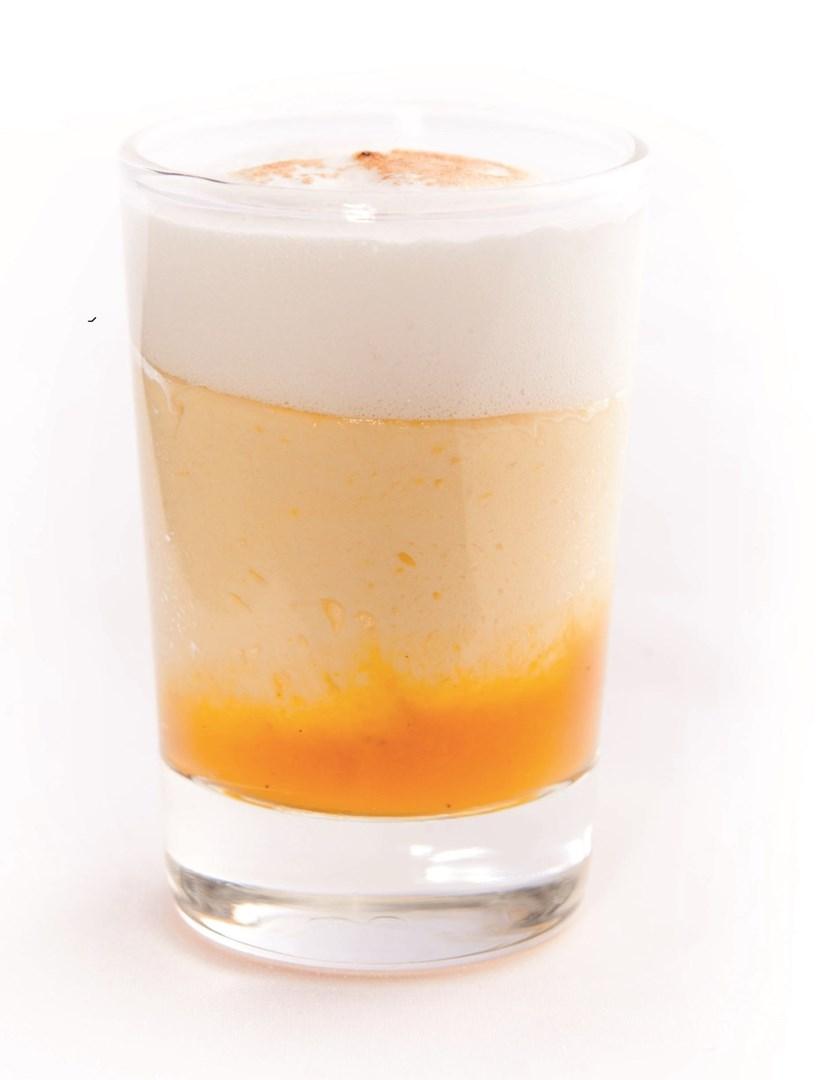 Productafbeelding Dessert Passie merinque echt glas