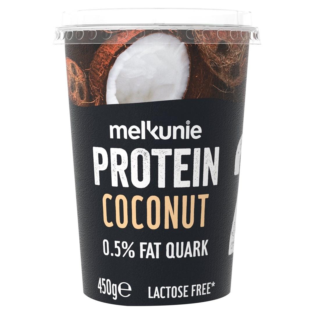 Productafbeelding Melkunie Protein Kwark Kokos 450gr