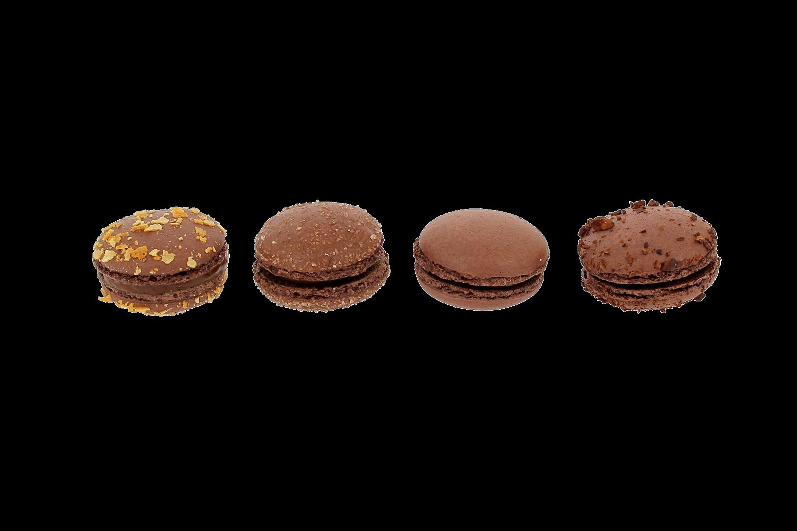 Productafbeelding Macaron Chocolat Mix