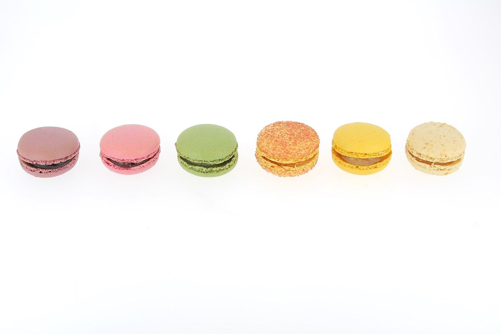 Productafbeelding Macarons Fruits