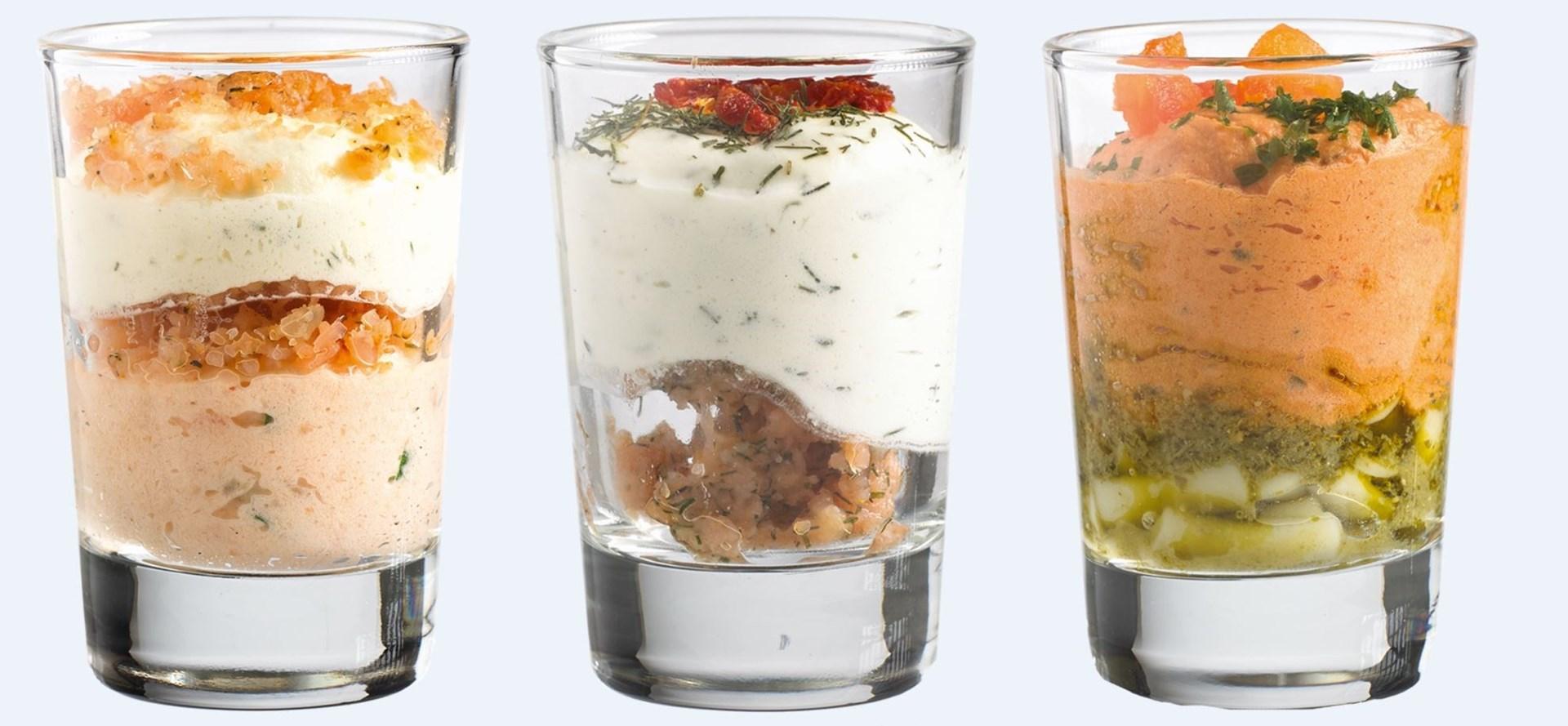 Productafbeelding Amuse glaasjes mixdoos