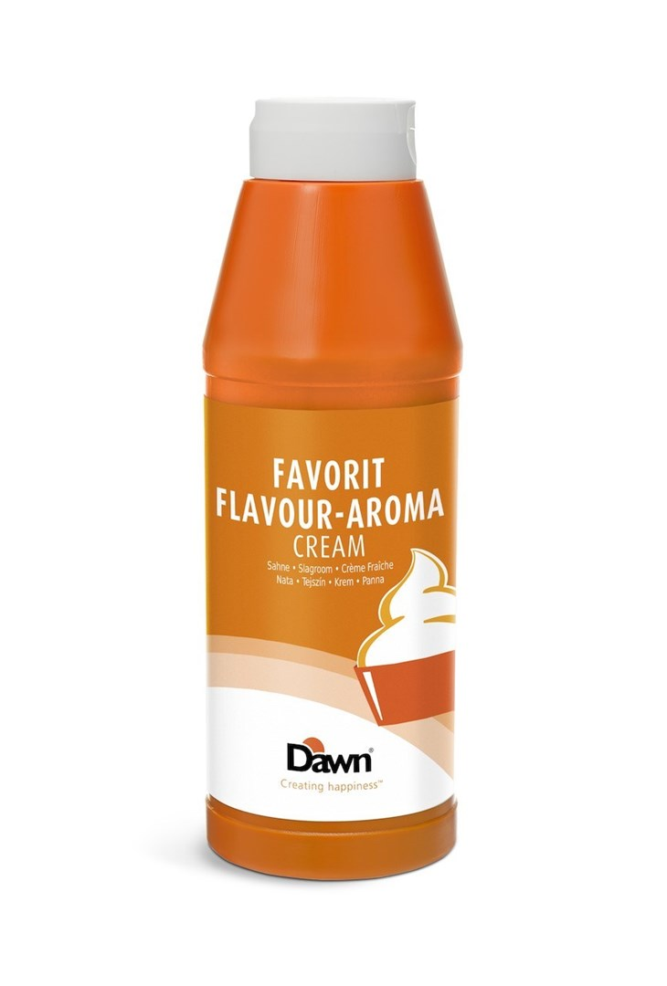 Productafbeelding Dawn Favorit Flavour-Aroma Cream 1 kg fles