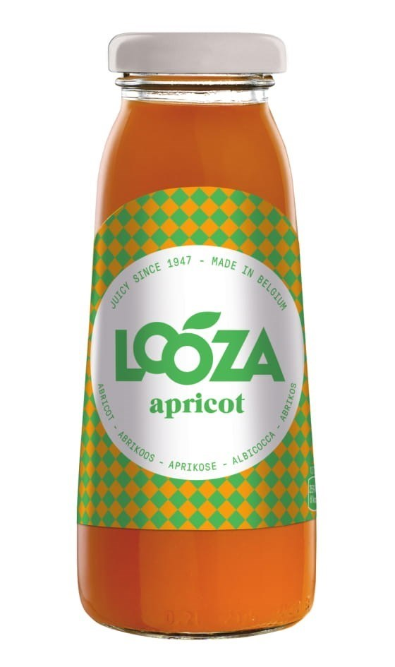 Productafbeelding Looza vruchtendrink apricot 20cl fles