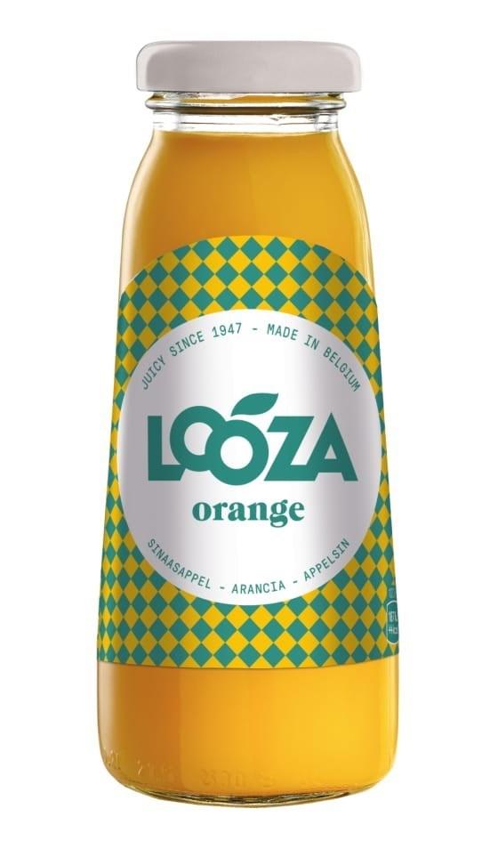 Productafbeelding Looza vruchtensap orange 20cl fles